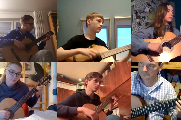 Gitarrenorchester Olaf Würzner